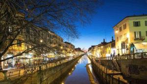 cosa fare a Milano navigli di sera