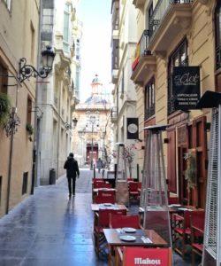 Ristorante del centro dove mangiare a Valencia