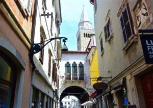Istria cosa vedere Capodistria centro
