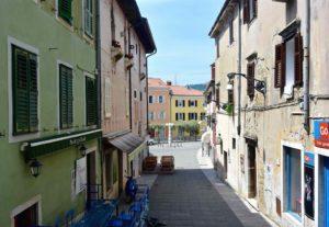 Istria cosa vedere Capodistria Slovenia