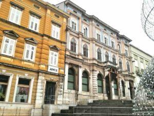 Istria cosa vedere il centro di Pola