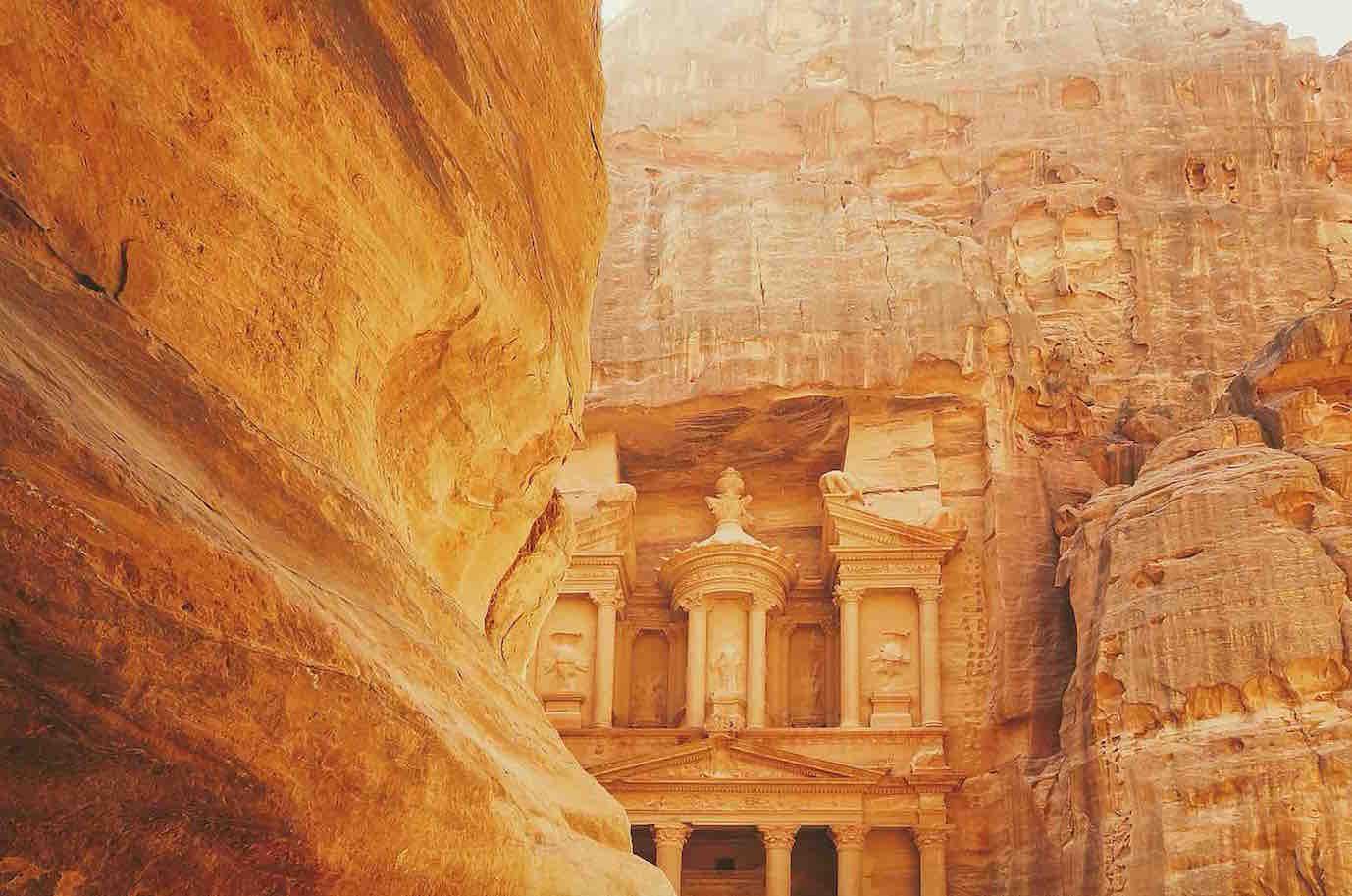 La Giordania tra i posti da visitare nel 2018