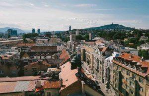Sarajevo tra i posti da visitare nel 2019