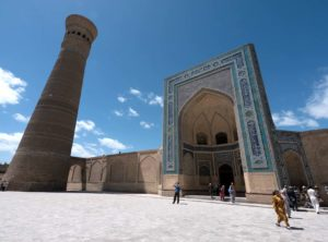 Uzbekistan tra i posti da visitare nel 2019