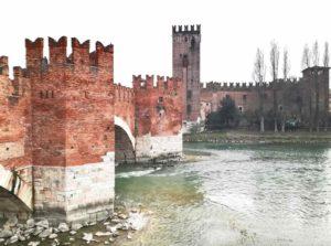 Visitare Verona e salire sul ponte di castelvecchio