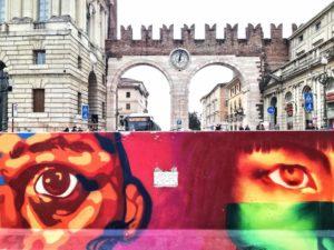 visitare Verona partendo da Piazza Brà