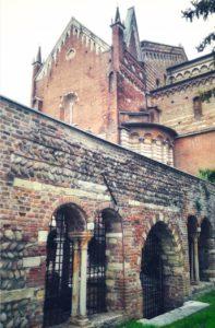 Visitare Verona e la chiesa di san fermo