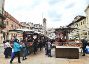 Visitare Verona e Piazza delle Erbe