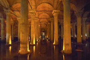 cosa vedere a istanbul basilica cisterna