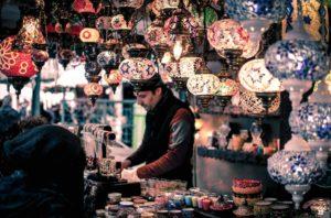 cosa vedere a istanbul le bancarelle del gran bazar