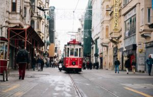 cosa vedere a istanbul istiklal caddesi