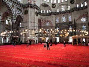 cosa vedere a istanbul moschea di solimano
