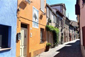 Cosa vedere a Rimini le case di borgo san giuliano