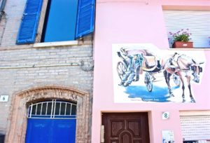 Cosa vedere a Rimini il borgo con le case colorate