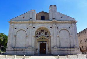 Cosa vedere a Rimini tempio malatestiano