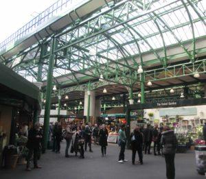 Tra le cose da vedere a Londra c'è borough market