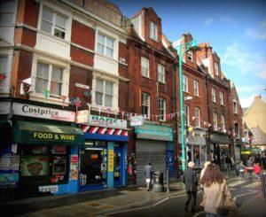 Tra le cose da vedere a Londra c'è il quartiere Brick Lane
