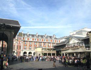Tra le cose da vedere a Londra c'è il mercato di Covent Garden