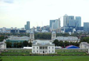 Tra le cose da vedere a Londra c'è il parco di Greenwich