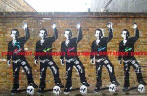Tra le cose da vedere a Londra c'è la street art di Brick Lane