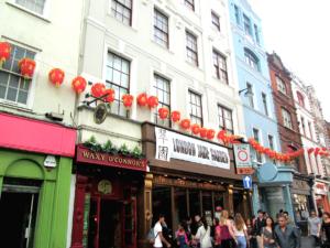 Tra le cose da vedere a Londra c'è il quartiere soho