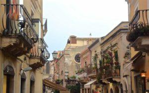 Taormina Sicilia orientale
