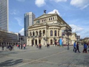 cosa vedere a francoforte Alte Oper