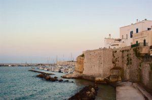 Cosa vedere nel Salento lungomare Otranto