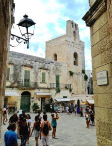 Otranto cosa vedere piazza