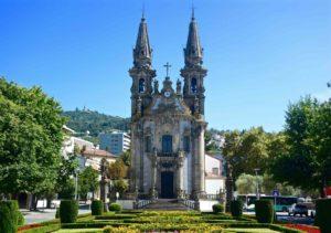 viaggio in Portogallo Guimaraes