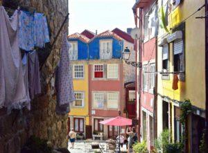 viaggio in Portogallo Porto Ribeira