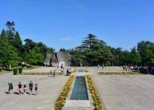 Visitare il colle di Penha a Guimaraes