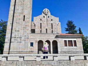 Visitare il santuario di Penha nei pressi di Guimaraes