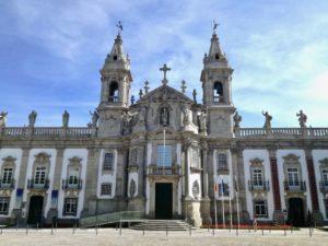 L'igreja de Sao Marcos è uno dei palazzi più belli di Braga Portogallo
