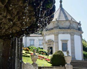giardino del santuario bon jesus do monte a braga portogallo