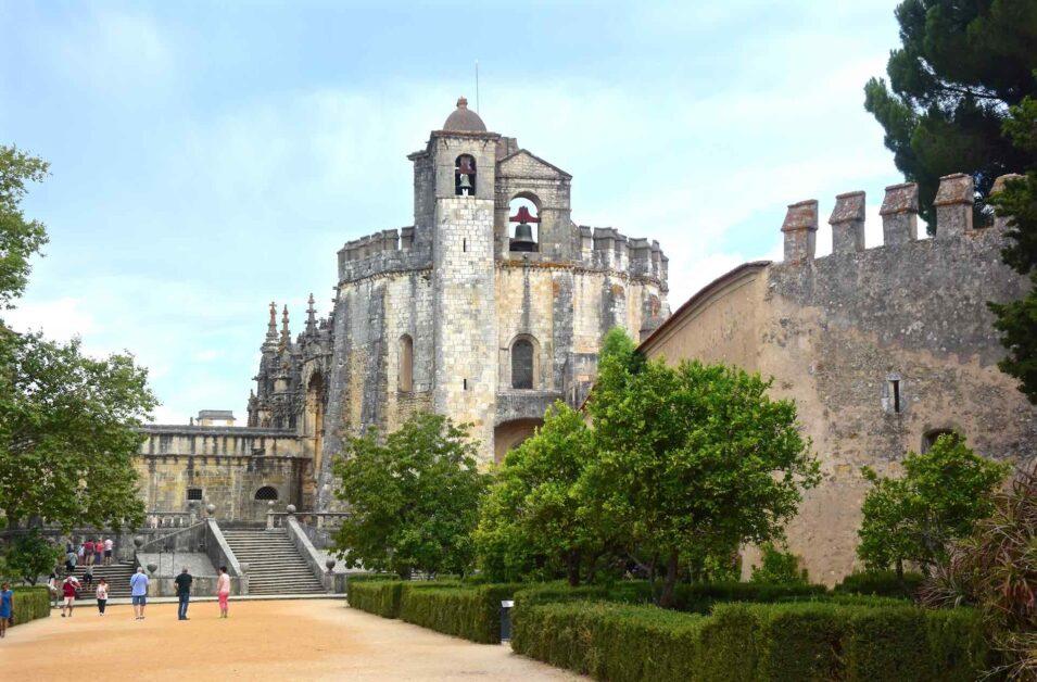 Il Castello dei Templari di Tomar