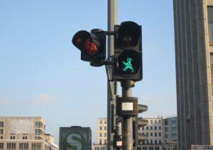 Ampelmann è uno dei simboli di Berlino