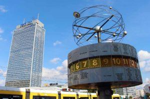 Alexanderplatz è il primo consiglio su cosa vedere a Berlino