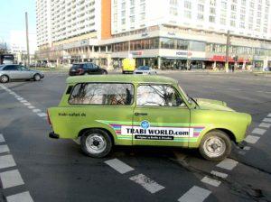 Cosa vedere e cosa fare a Berlino se non un giro in Trabant