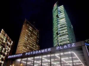 Potsdamerplatz tra i consigli su cosa vedere a berlino