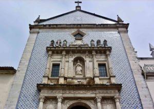 Igreja da Misericordia è tra le chiese più importanti di Aveiro