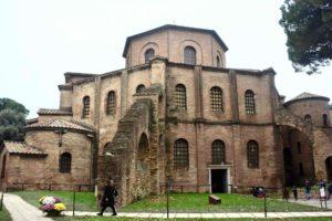 visitare la basilica di san vitale tra i principali luoghi di interesse di ravenna