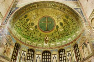 visitare la basilica di sant'Apollinare in classe a Ravenna