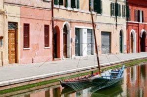 cosa vedere in Emilia-Romagna Comacchio