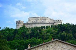 cosa vedere in Emilia-Romagna il borgo di San Leo