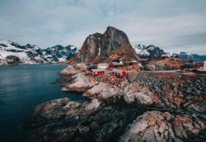 Norvegia tra i posti da visitare nel 2020