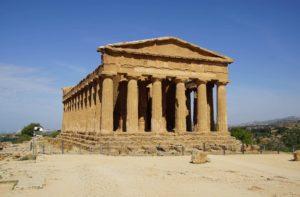 Cosa vedere in Sicilia Valle dei Templi di Agrigento
