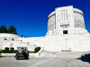 Cosa vedere a Gorizia il sacrario di Oslavia