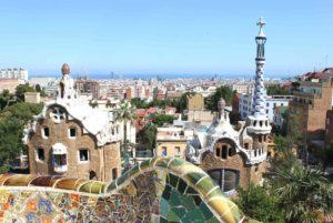 Cosa vedere a Barcellona il parc guell