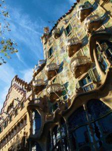 Cosa vedere a Barcellona passeig de gracia